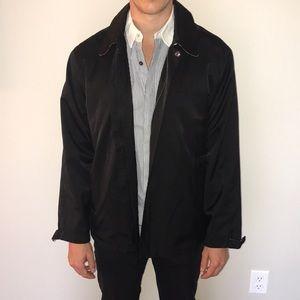 Men's Burberry bomber jacket